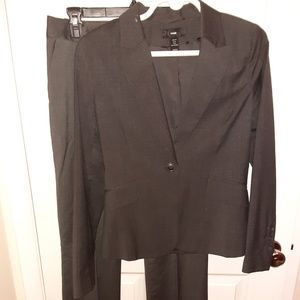 Women's Blazer and Pant Suit